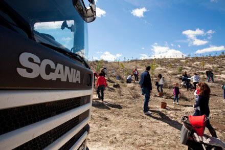 Scania Bosque