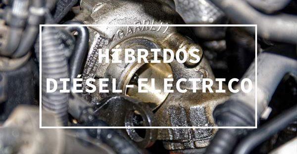 autobuses hibridos diesel electrico