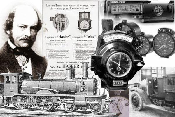 historia del tacografo