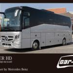 presentación Tourer HD de Car-bus net