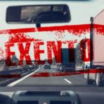 vehiculos exentos del tacografo