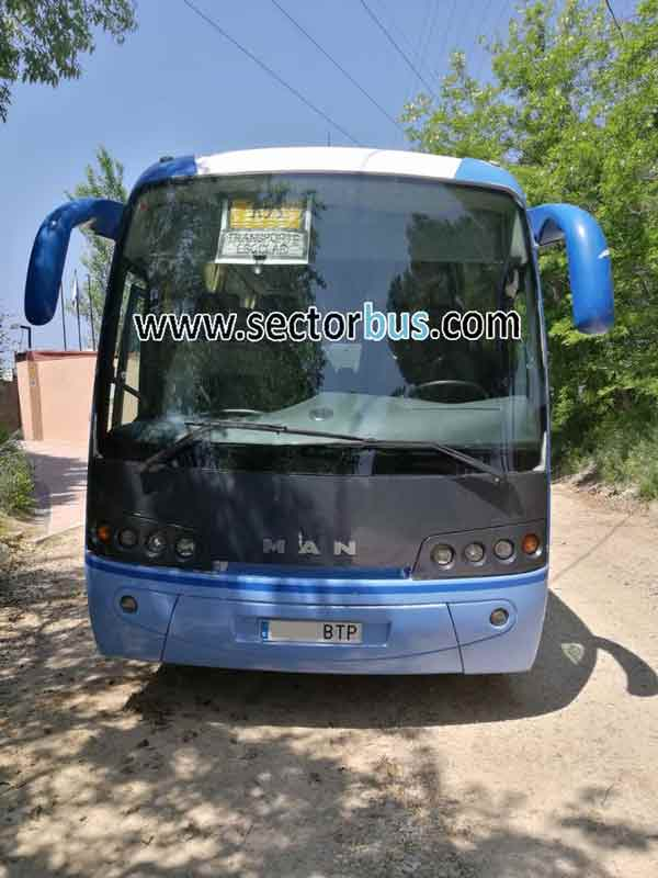 Ref.443 Man Sunsundegui Sideral 55pax.+G+C Año 2002 Exterior Frontal Ws